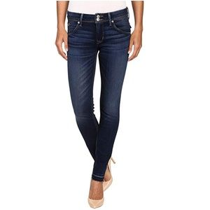 Hudson Petite Collin Crop Skinny Jeans Size 26